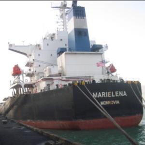Вугілля з ПАР для ТОВ «Євро-Реконструкція» вже в одеському порту