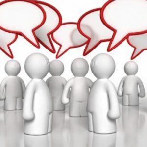 Повідомлення про відміну відкритого обговорення