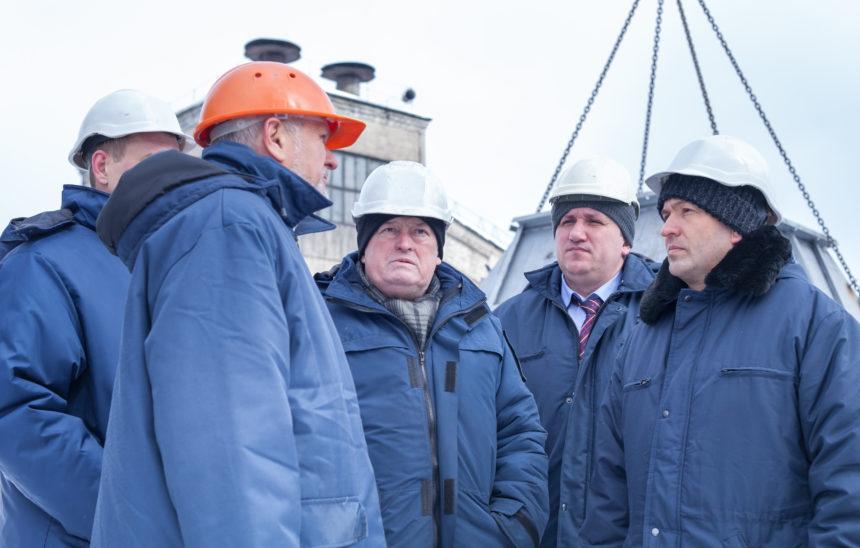 """Будівництво першого з п'яти запланованих фільтрів – лише перший крок у реалізації глобальних планів з реконструкції ТЕЦ ТОВ """"Євро-Реконструкція"""", яка є одним з ключових об'єктів енергетики столиці!"""