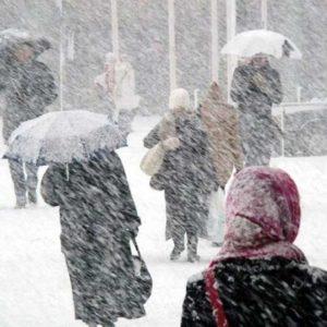 Увага! Суттєве погіршення погодних умов в Україні на вихідні!