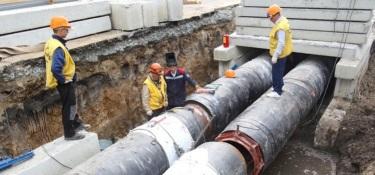 """КП """"Київтеплоенерго"""" розпочинає ремонтні роботи теплових мереж! Адреси відключення гарячого водопостачання!"""