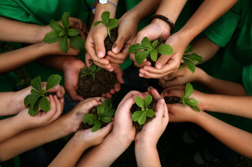 Щирі вітання з Всесвітнім днем охорони навколишнього середовища!
