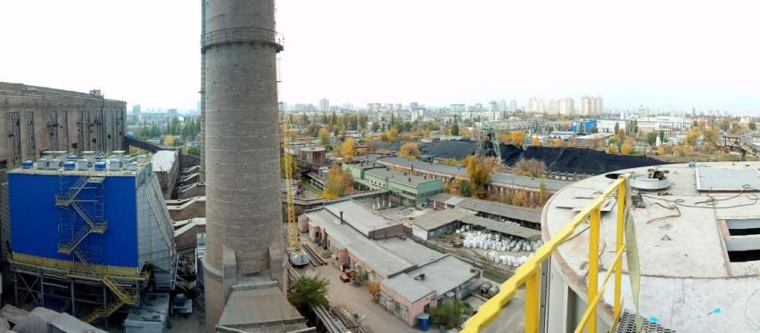 """ТОВ """"Євро-Реконструкція"""" продовжує екологічну модернізацію!"""
