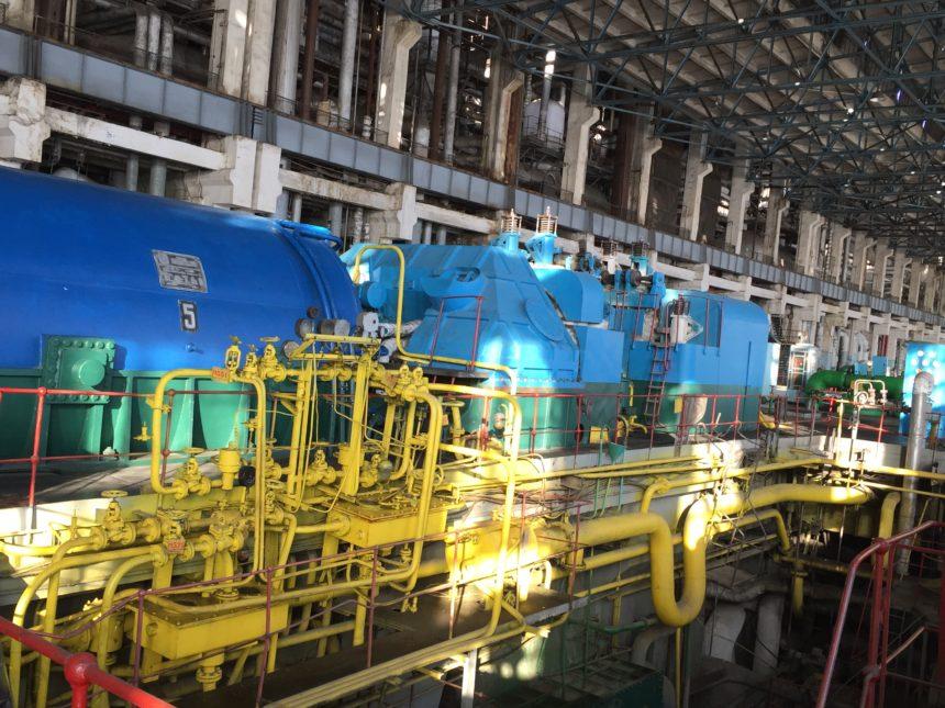 На ТОВ «ЄВРО-РЕКОНСТРУКЦІЯ» проводиться комплексний ремонт енергетичного обладнання