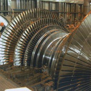 """На ТОВ """"ЄВРО-РЕКОНСТРУКЦІЯ"""" завершено роботи з модернізації генератора турбіни ст.№5. Проходить технологічний процес з продування паропроводу і пароперепускних труб!"""