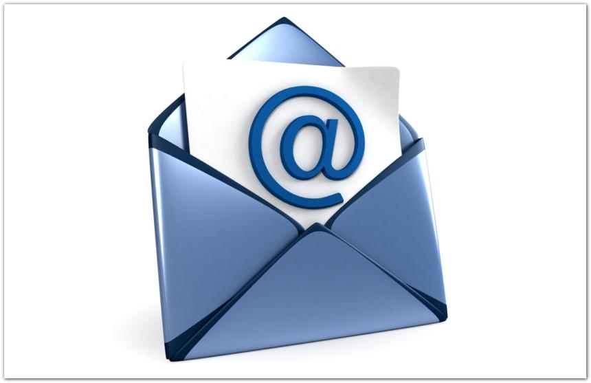 Надсилайте Ваші листи на електронні поштові скриньки в залежності від теми звернень