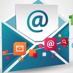 Надсилайте Ваші звернення на електронні поштові скриньки в залежності від теми