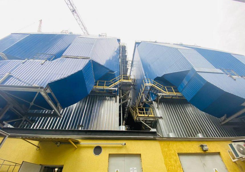 ТОВ «ЄВРО-РЕКОНСТРУКЦІЯ» продовжує екологічну модернізацію. Відбулася презентація роботи двох сучасних електрофільтрів