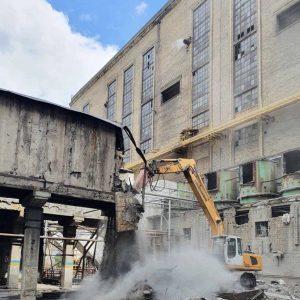 Тривають підготовчі роботи з будівництва III-го сучасного електрофільтру