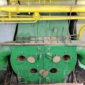 """На ТОВ """"Євро-Реконструкція"""" готують енергетичне обладнання до посиленої роботи взимку. Триває ремонтна кампанія 2021 року"""