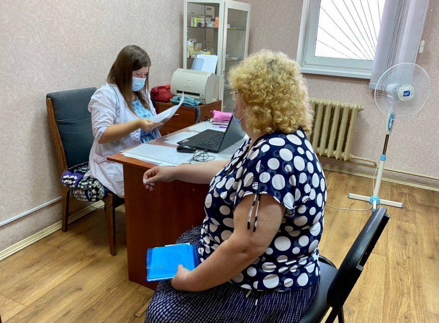 На ТОВ «Євро-Реконструкція» проводяться 2 етап вакцинації працівників